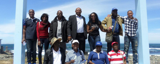 Sharing South Africa with Africa